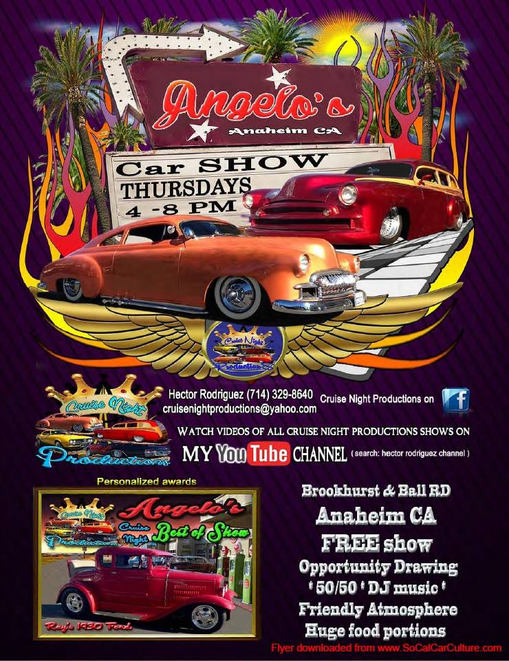 Upcoming Car Shows September On Carshowgeekscom - Car show in branson mo 2018